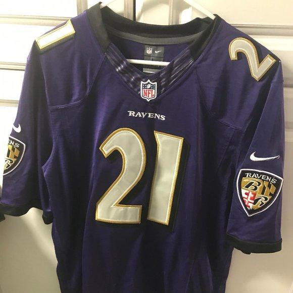 Lardarius Webb Baltimore Ravens Jersey #21